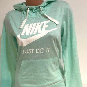 Logo Nike Hoodie NWT